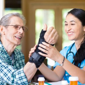 Home Health Care Daytona Beach Wound Care