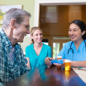 Care Post-Hospitalization Flagler & Volusia County